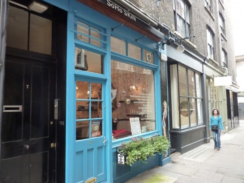 External photo of Face Clinic London, Soho - Botox, Dermal Fillers Clinic