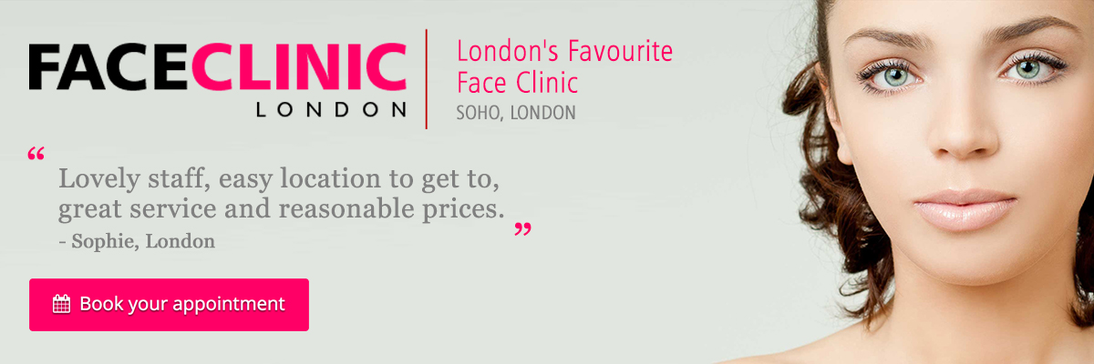 Face Clinic London - Wrinkle Treatment