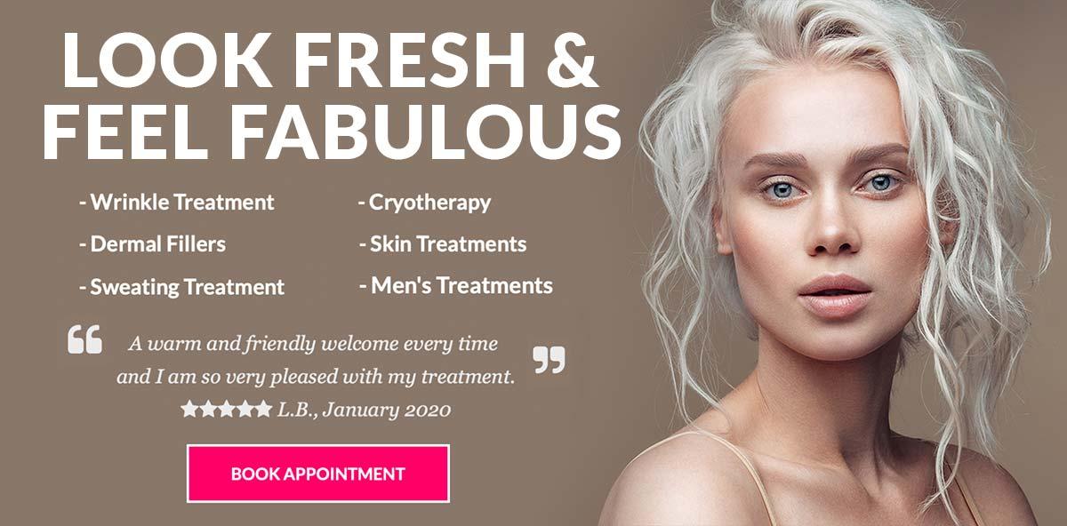 Botox Wrinkle Treatments in London